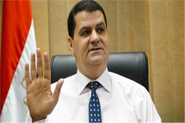 الدكتور تامر صلاح وكيل وزارة التموين بمحافظة الأقصر