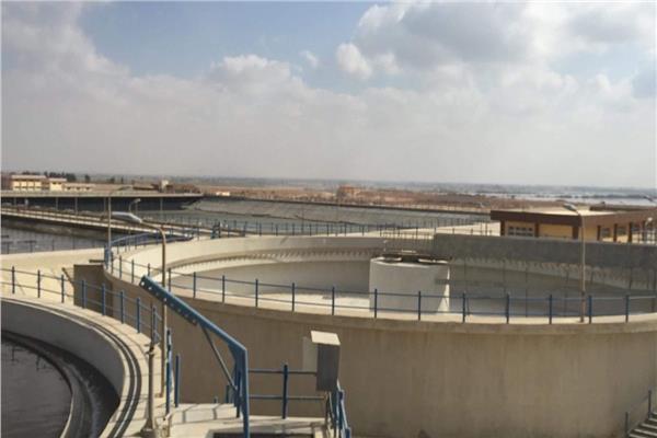 محطتين معالجة للصرف الصحي لخدمة مدينة برج العرب وقرى البنجر بالإسكندرية