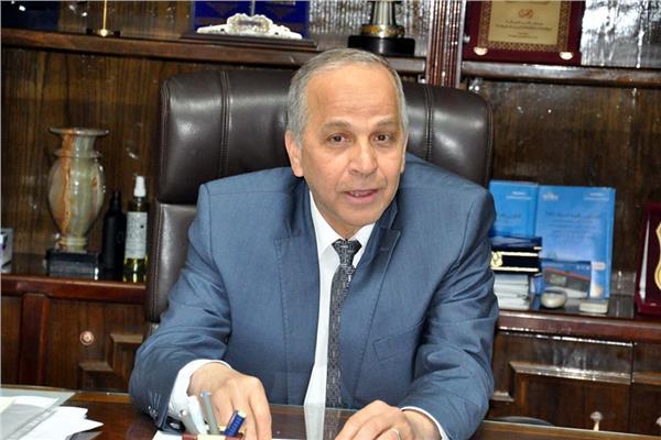 اللواء محمود عشماوى محافظ القليوبية
