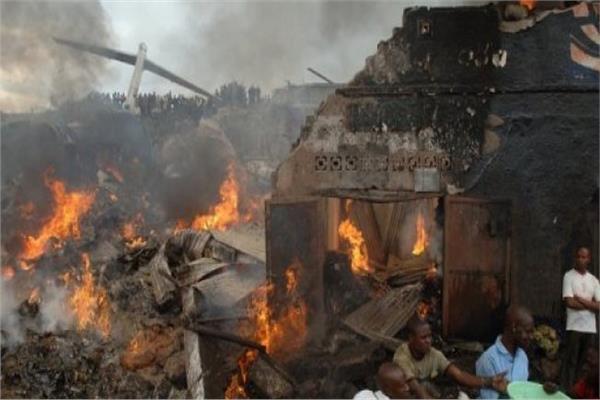 حريق بالكونغو يأتي على أكثر من 200 منزل