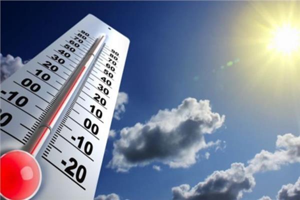 الأرصاد: انخفاض طفيف في درجات الحرارة..والعظمى بالقاهرة 35