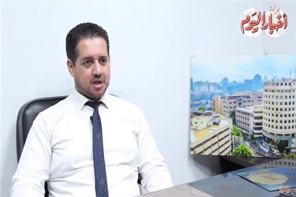 محمد سمير كمال - مدير حسابات بالبورصة