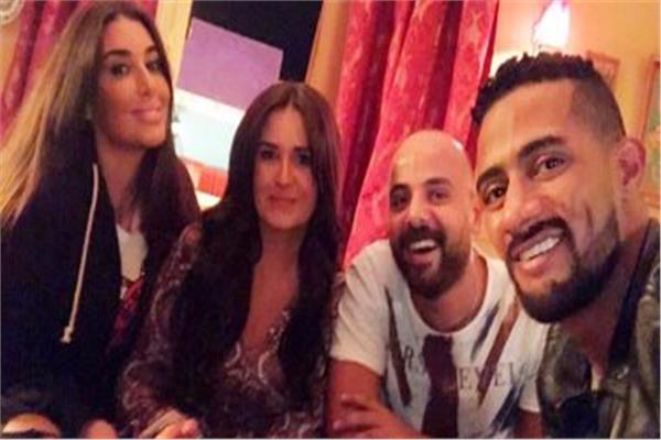 شاهد.. طريقة احتفال محمد رمضان باكتساح «الديزل» شباك التذاكر