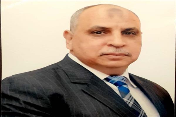 اللواء مصطفى شحاتة مدير أمن الجيزة