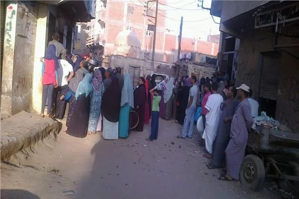 أهالي قرية شونى طنطا محافظة الغربية