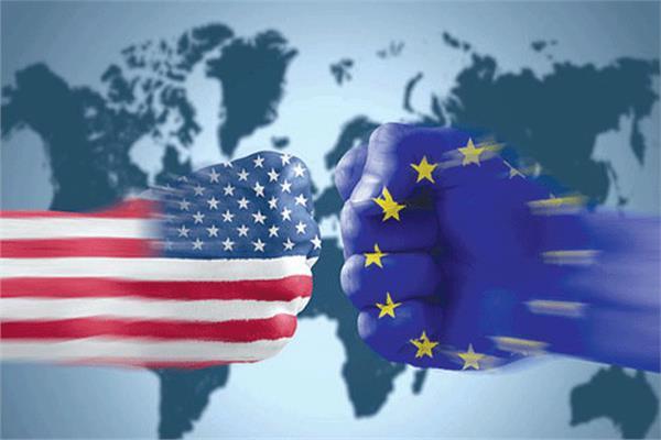 الاتحاد الأوروبي وأمريكا