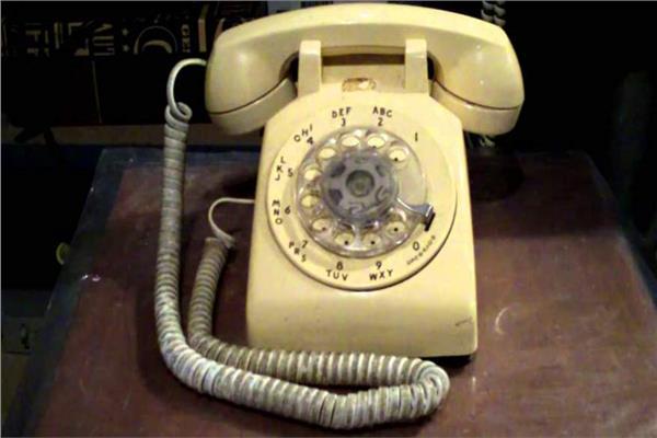 تليفون أرضي - صورة أرشيفية
