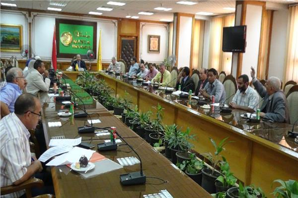 مجلس جامعة المنيا يناقش استعدادات العام الدراسي الجديد