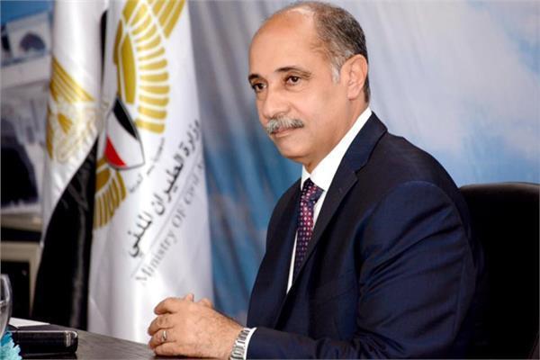 وزير الطيران المدني