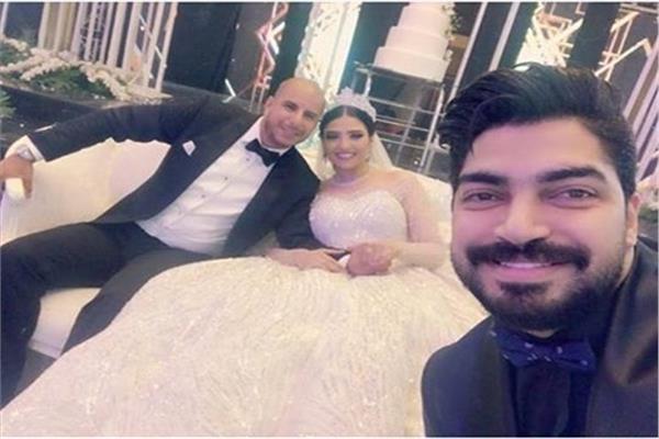 حفل زفاف شيرين يحيى
