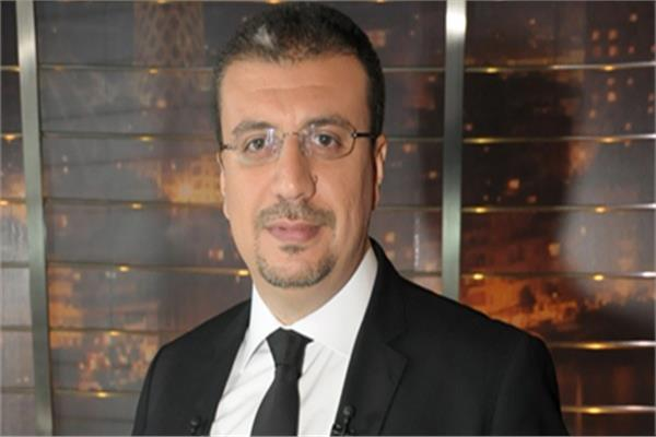 الإعلامي عمرو الليثي