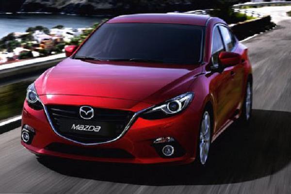 سيارة Mazda 3 موديل 2019