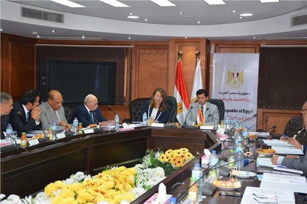 أشرف صبحي يترأس اجتماع صندوق التمويل الأهلي لرعاية النشء والشباب والرياضة
