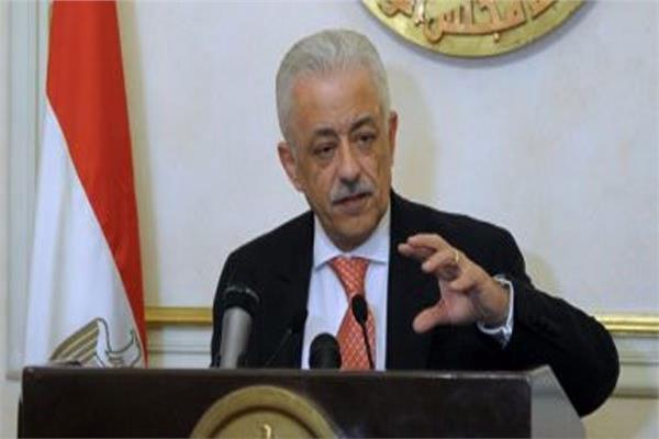اكد وزير التربية والتعليم د. طارق شوقي