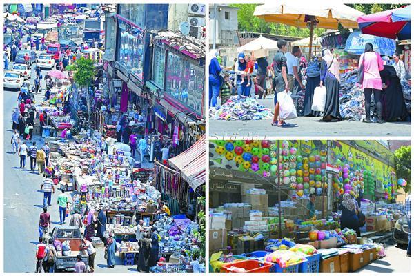 الفوضى عناون شوارع القاهرة - تصوير: طارق إبراهيم