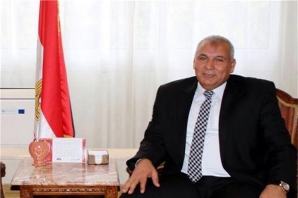 اللواء محمد الزملوط - محافظ الوادي الجديد