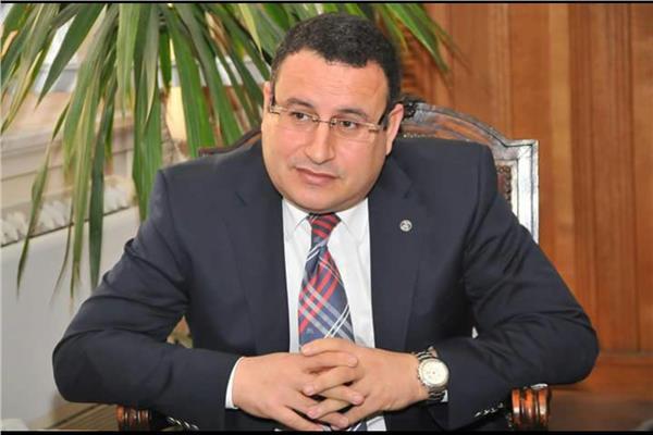 د. عبد العزيز قنصوة، محافظ الإسكندرية