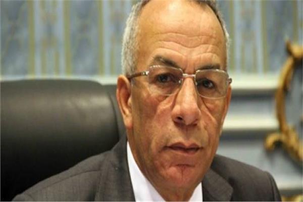 اللواء عبد الفتاح حرحور محافظ شمال سيناء السابق