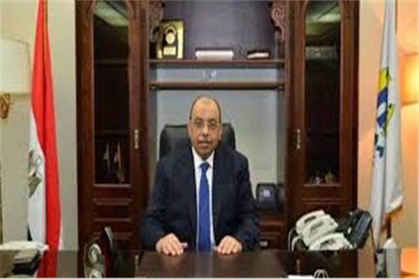 وزير التنمية المحلية اللواء محمود شعراوي