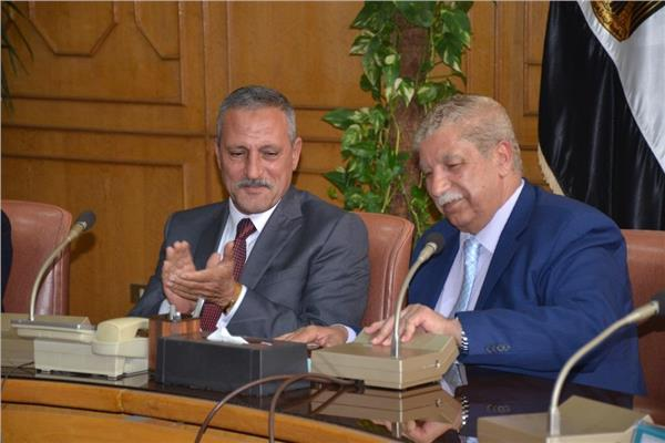 محافظة الاسماعيلية اللواء حمدى عثمان