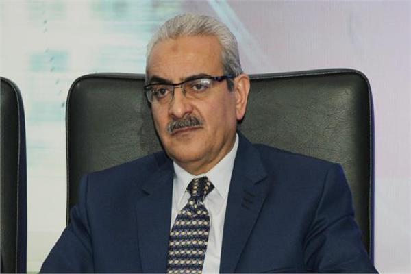 المهندس طارق السباعي نائب رئيس هيئة المجتمعات العمرانية الجديدة