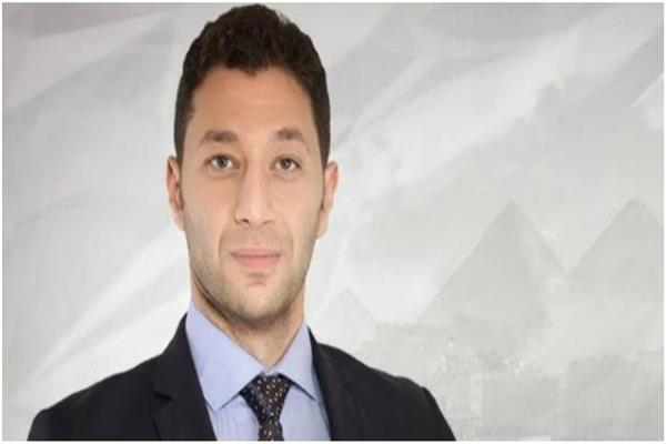 الإعلامي أحمد خيرى