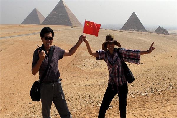 السوق الصيني في مصر