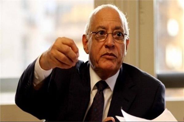 على الدين هلال - وزير الشباب الأسبق