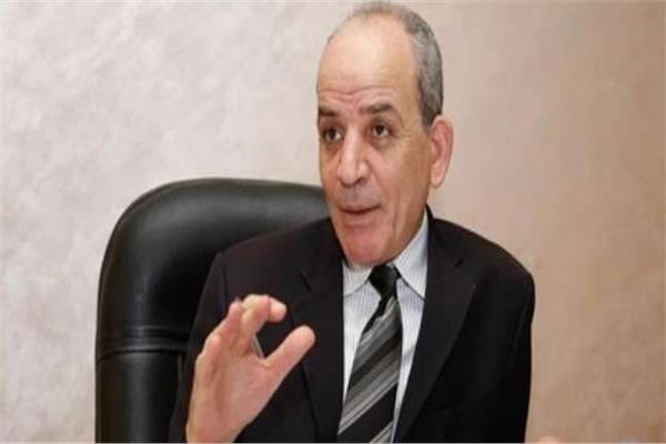 السيد عطا رئيس قطاع التعليم والمشرف على التنسيق بوزارة التعليم العالي والبحث العلمي