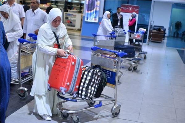 مصرللطيران : نقلنا٤٠ ألف حاجا حتى اليوم