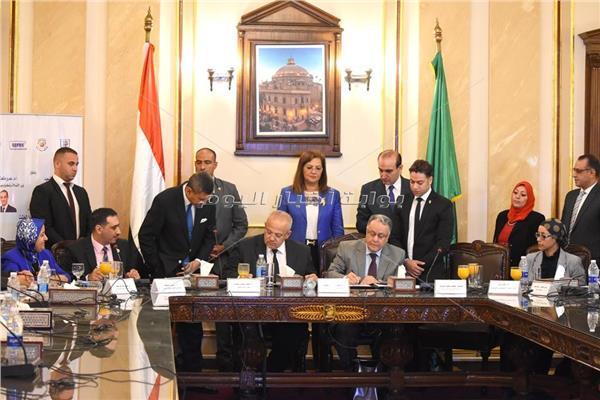 الدكتور محمد عثمان الخشت رئيس جامعة القاهرة،