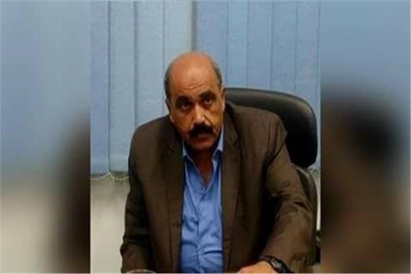 اللواء علاء بدران السكرتير المساعد للجيزة