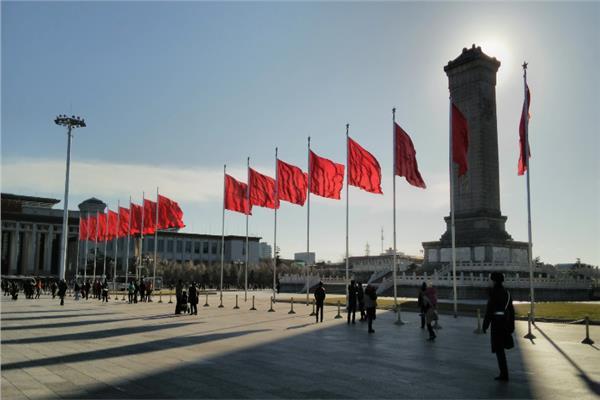 النصب التذكاري بتيانانمين الصينية