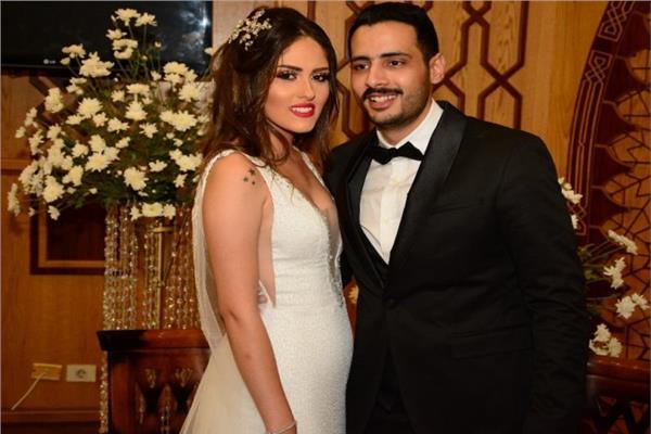 حمدي الشراب وزوجته