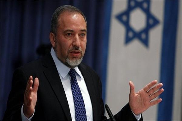 وزير الدفاع الإسرائيلي أفيجدور ليبرمان