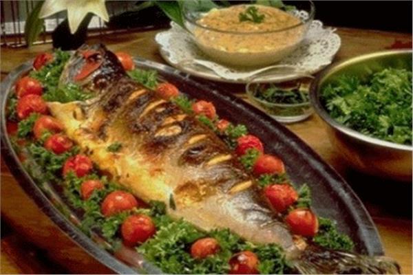 طبق اليوم| سمك بلطي في الفرن