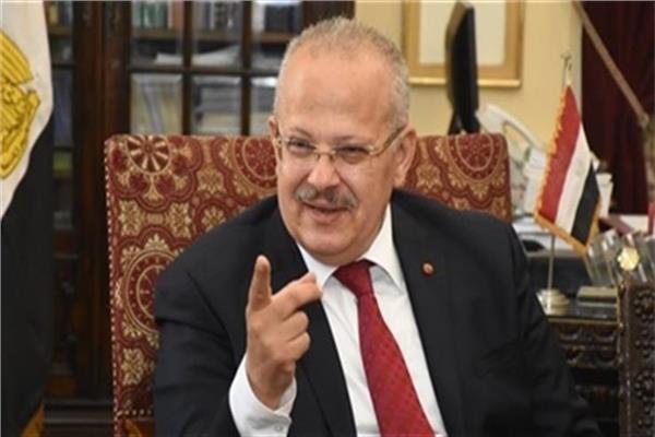 الدكتور محمد عثمان الخشت، رئيس جامعة القاهرة،