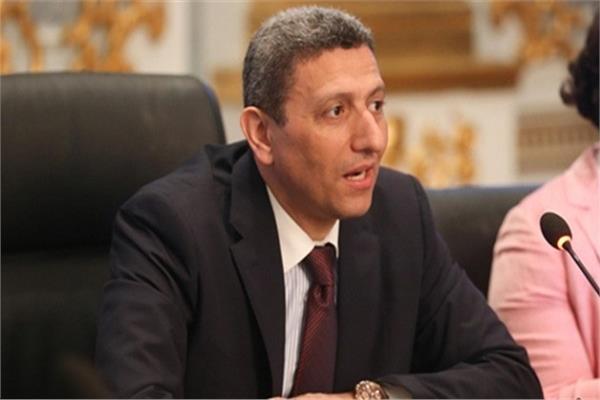 أمين عام مجلس النواب المستشار أحمد سعد الدين