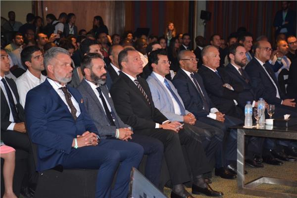 وزير الشباب والرياضة يشهد قرعة ربع نهائي دوري أبطال أفريقيا والكونفدرالية