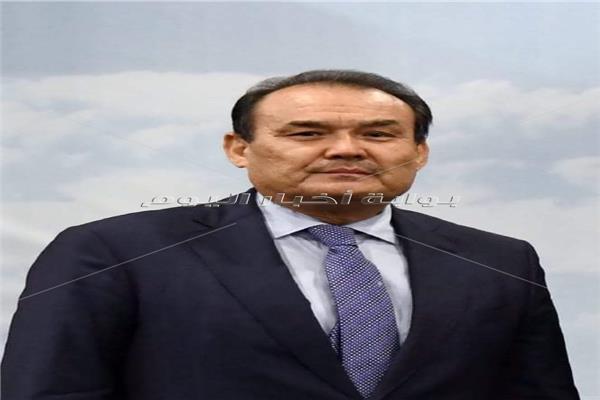 السفير بغداد امرييف