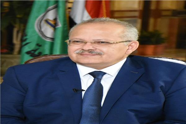 الدكتور محمد عثمان الخشت رئيس الجامعة