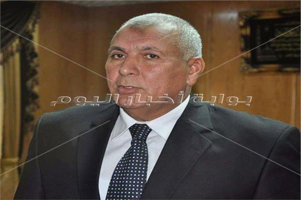 محافظ الوادي الجديد اللواء محمد الزملوط