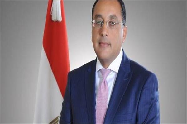 . مصطفى مدبولي رئيس مجلس الوزراء