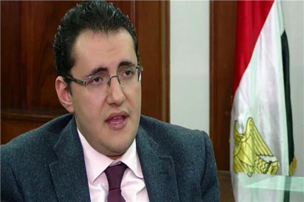 المتحدث الرسمي لوزارة الصحة والسكان د. خالد مجاهد