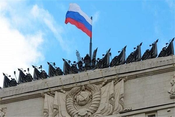 الخارجية الروسية - صورة أرشيفية