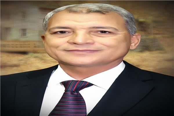 محافظ المنوفية اللواء سعيد عباس