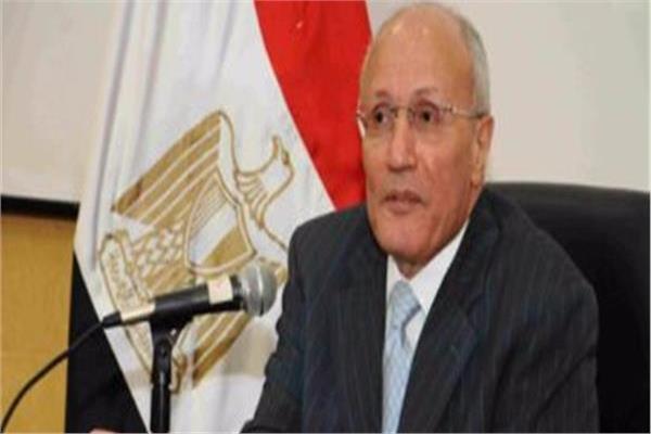 د.محمد سعيد العصار وزير الدولة للإنتاج الحربي