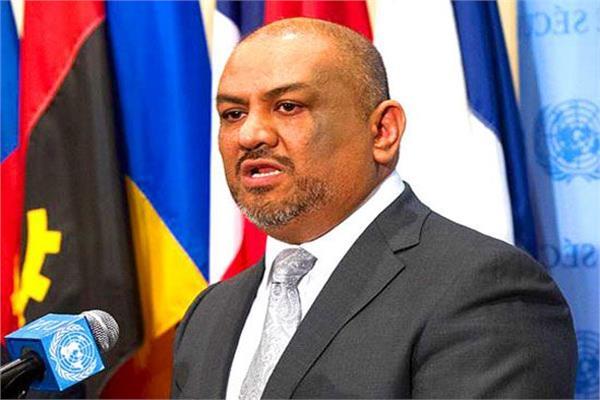 خالد اليماني- وزير خارجية اليمن