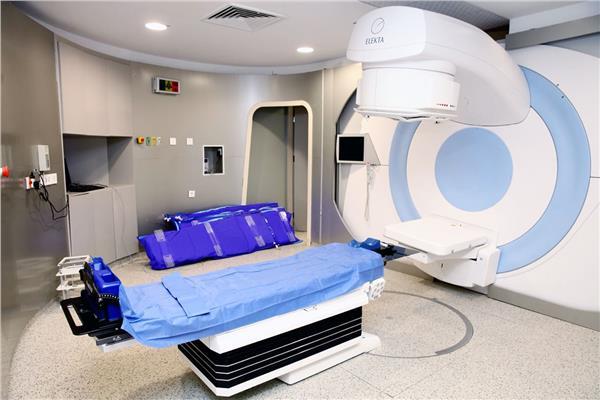 جهاز المعجل الخطي الثاني للعلاج الإشعاعي