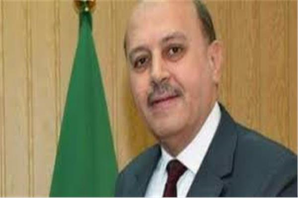 مدير أمن القليوبية اللواء رضا طبلية